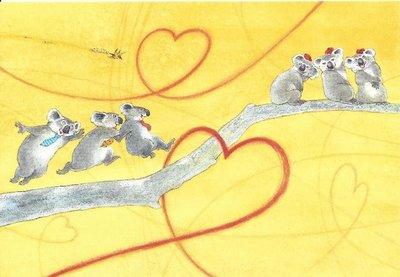 Gallery Cards Postcard | Ingrid & Dieter Schubert - Uit