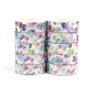 Washi Masking Tape | Jellyfish