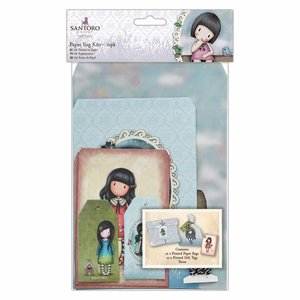 Gorjuss Paper Bag Kits (12pk) - Santoro