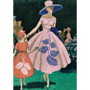 Postcard   Art Fashion & Frivolities