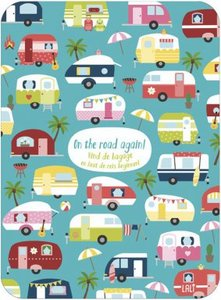Lali Riddle Search Postcard | On the road again!