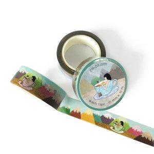 Tea-riffic Washi Tape by Zoi-Zoi