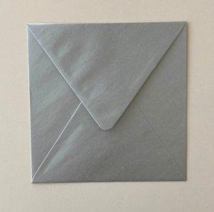 Envelope 145x145 - Silver
