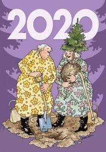 Inge Look Nr. 610 Postcard | Old Ladies Aunties 2020