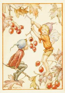 Postcard Margareth W. Tarrant | 'Catch If You Can'