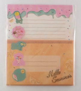 Letter Set | Hello Summer Pink