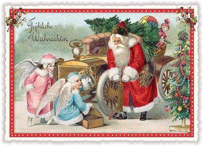 Postcard Edition Tausendschoen Christmas - Fröhliche Weihnachten
