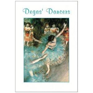 Degas Dancers Postcard Pack