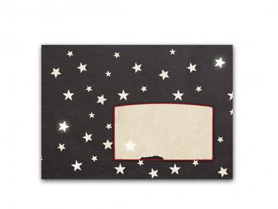 10 x Envelope TikiOno | Sternenhimmel