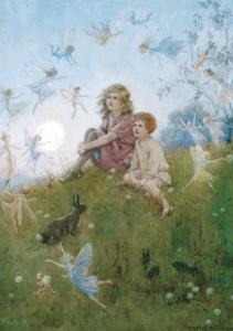 Postcard Margareth W. Tarrant   Do You Believe In Fairies
