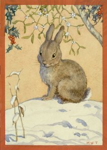 Postcard Margareth W. Tarrant | 'Just One, Please'