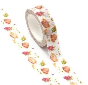 Washi Masking Tape | Food Pie