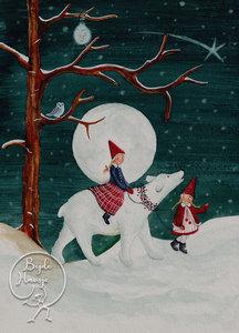 Postcard | Polar Children