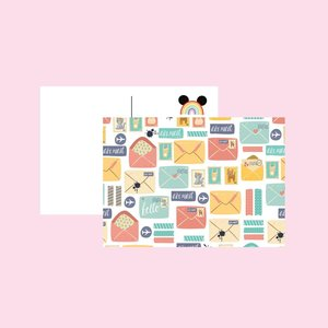 Postcard Only Happy Things | Stationery