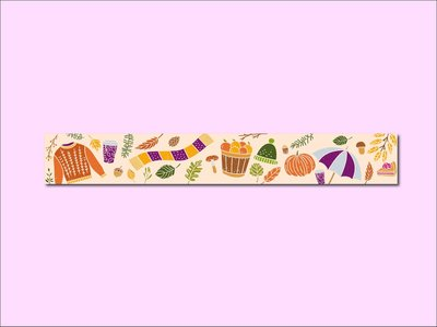 Washi Tape | Autumn - Only Happy Things