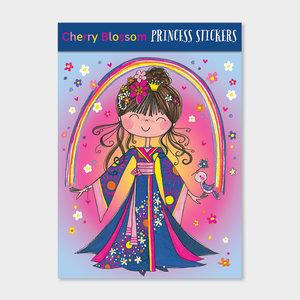 Rachel Ellen Designs Sticker Book | Cherry Blossom Princess