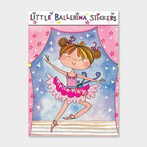 Rachel Ellen Designs Sticker Book   Little Ballerina