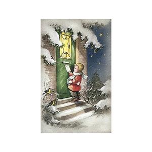 Postcard Ludom | Christmas Mail