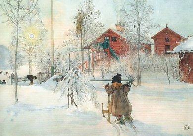 Postcard | Das Bauernhaus und das Waschhaus, 1894