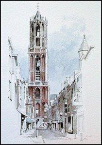 Museum Cards Postcard | De Domtoren, Utrecht