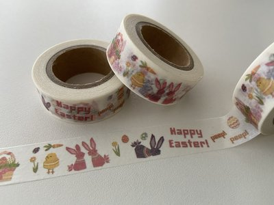 Washi Masking Tape | Happy Easter