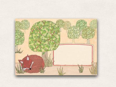 10 x Envelope TikiOno | Fuchs