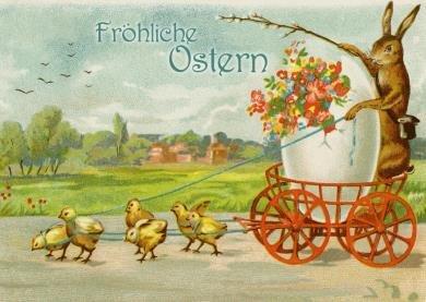 Postcard STaPS Design | Fröhliche Ostern