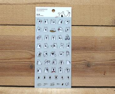 Kuroda-san Sticker