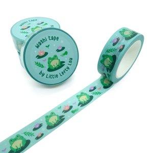 Frog Washi Tape - Little Lefty Lou
