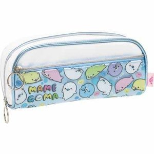 San-X Mamegoma Seal Pencil Pouch