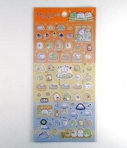 San-X Sumikkogurashi Seal Sticker