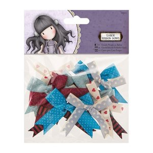 Gorjuss Large Ribbon Bows (12pcs) - Santoro