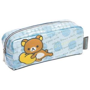 San-X Rilakkuma Bear Pencil Pouch