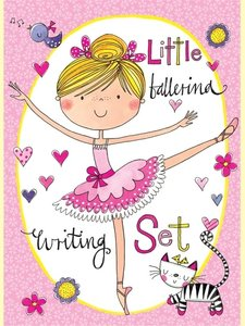 Rachel Ellen Designs Writing Set WALLET - Ballerina
