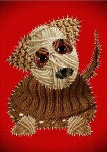 STYLL Postcard   Dog