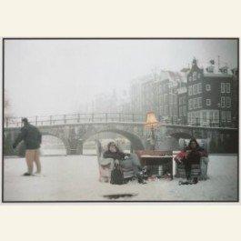Postcard | Keizersgracht Amsterdam
