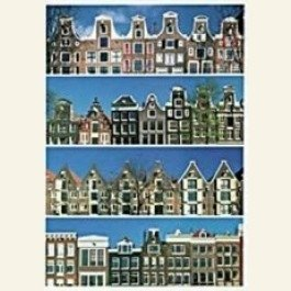Postcard | Dutch Gables