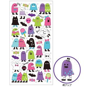 Mindwave Bake Seal Sticker   Spooky mates