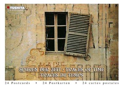 Tushita Postcard Book | Traces of Time