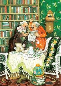 Inge Look Nr. 31 Postcards | Old Ladies Aunties
