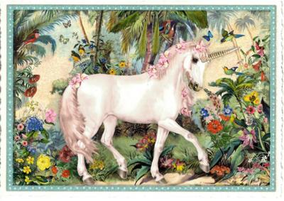PK 510 Tausendschön Postcard   Behr Design