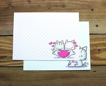 Envelopes Happy Go Lucky (2 designs)