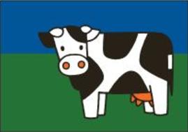 Nijntje Miffy Postcards | Koe