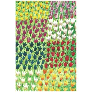 Fiep Westendorp Postcards | Tulip Field