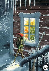 Inge Look Nr. 209 Postcards | Christmas