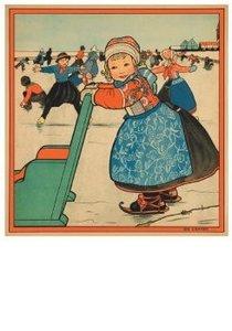 Postcard | Rie Cramer (1887-1977) - Untitled