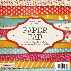 Studio Light Quality Papers Paper Pad