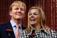 Postcard | Willem & Maxima in Noord-Holland