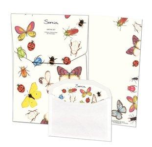 Writing Set | Insecten, Sorcia