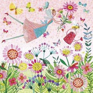 Mila Marquis Postcard | Flower Fairy